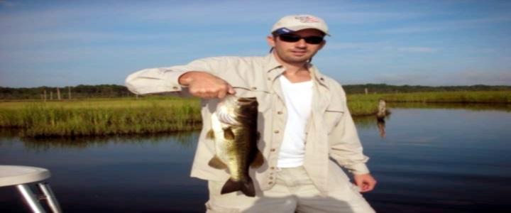 Jacksonville Fishing Spots